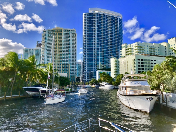 Why Fort Lauderdale is a true Boater's Paradise - By Jason Taub, Realtor®