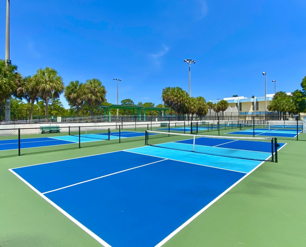 Recreational Facilities offered at Holiday Park in Downtown Fort Lauderdale