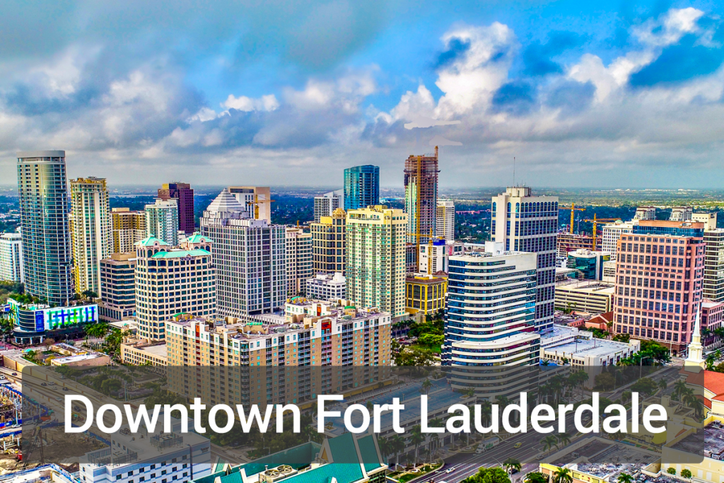 Downtown Fort Lauderdale, Florida Neighborhood Description by Jason Taub, Realtor
