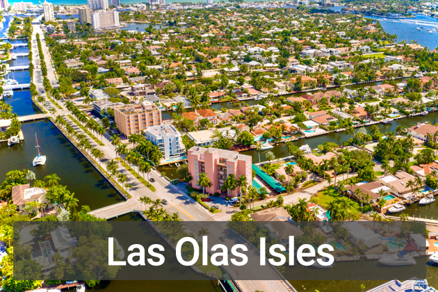 Las Olas Isles in Fort Lauderdale - Neighborhood Spotlight by Jason Taub, Realtor® with D'Angelo Realty Group